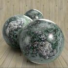 #US Aventurine Crystals Volcanic Glaze - Effect Earthenware Pottery Clay Cone04 image