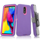 SHOCKPROOF ARMOR RUGGED Stand Clip Holster Defender Case Cover SCREEN PROTECTOR