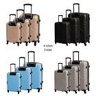 WestWood Suitcase Cabin Hard Shell Travel Luggage Trolley Case Set Lightweight