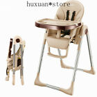 Portable Baby Seat Dinner Table Multifunction Adjustable Folding Chairs Children