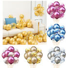 Kyпить 25/50PC  Chrome Confetti Balloons Bouquet Birthday Party Decor Metallic Wedding на еВаy.соm