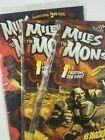 Miles the Rock Monster, Dover Speedway Comic Book #1 or #2 Dover Speedway Racing