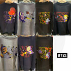 BTS BT21 Official Authentic Goods Space Squad Sweat Shirts + Tracking Number