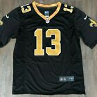 Michael Thomas #13 New Orleans Saints Home Jersey Stitched NWT $39.95 USD on eBay