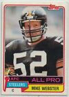 1981 Topps Football Cards (1-259) - Pick The Cards to Complete Your Set $1.0 USD on eBay