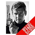 JAMES BOND 007 ROGER MOORE BB1 POSTER ART PRINT A4 A3 SIZE BUY 2 GET ANY 2 FREE £6.99 GBP on eBay