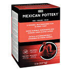 Mexican Pottery Clay - Red - Self Hardening - 5 Lb image