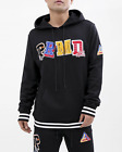 Black Pyramid Black Varsity Collection Pullover Hoodie
