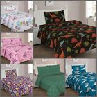 Premium Hotel Collection Bedding Sheet Set Modern New Design for Girls & Boys image