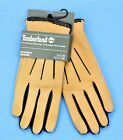 New Timberland Women's Fleece Lined Leather Gloves Touch-Screen Technology S, M