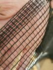 easynets 4m Wide Black Butterfly Netting 5-6mm mesh Polyethylene netting 60gsm