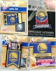 Warriors 2019 Conference Champions NBA Finals Pin Choice 4 Pins Golden State a on eBay