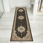 Large Non Slip Runner Rug For Hallway Living Room Bedroom Traditional Rugs
