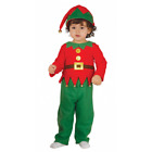 Baby &Toddler ELF SUIT Christmas Kids Fancy Dress Costume