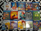Blu-ray, DVD's. New movies have digitals!! Read description below!! New and used