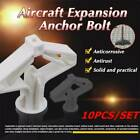 10pcs/set Aircraft Expansion Bolts-fast Free Shipping