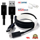3/6ft Aluminum Braided Micro USB Data&Sync Charger Cable For Android Phones