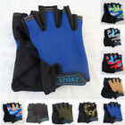 New Outdoor Sports Cycling Bicycle Bike Half Fingers Fingerless Gloves Child Kid