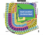 3 BOX SEATS ON WALL - TICKETS FOR CHICAGO CUBS VS CINCINNATI REDS 5/31/2020 on Ebay