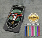Boba Fett Star Wars Space Galaxy Faux Leather Flip Phone Case Cover Wallet $19.99 AUD on eBay