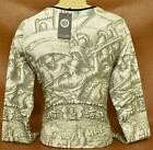 Brand NEW Men's VERSACE Long Sleeve T-SHIRT Size M- L- XL -2XL