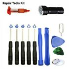 Repair Tools Kit For Cell Phone iPhone Samsung LCD Screen Glass UV Glue Light