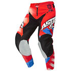 New Alpinestars Racer Braap Motocross Pant Red Blue White Enduro OUTLET Promo