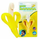 Baby Banana -Toothbrush, Training Teether for Infant, Baby, and Toddler