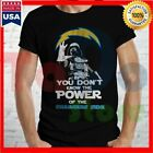 You Don't Know The Power Of The Los Angeles Chargers Side Star Wars NFL T Shirts $15.5 USD on eBay