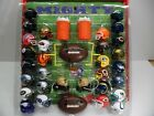 "2"" NFL Mini Helmet Mighty Racers CHOOSE ONE Pocket pro 1/6 Gi joe Figure 12 $1.99 USD on eBay"