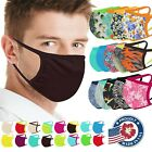 Face Mask Adult Washable Made in USA Fabric Mask Facemask washable breathable n