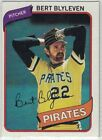 1980 Topps Baseball Cards (379-726) Pick The Cards to Complete Your Set on Ebay