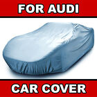 AUDI [OUTDOOR] CAR COVER ✅ All Weather ✅ Waterproof ✅ Full Body ✅ ✔CUSTOM✔FIT