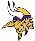 Minnesota Vikings NFL Football Color Logo Sports Decal Sticker-Free Shipping $12.95 USD on eBay
