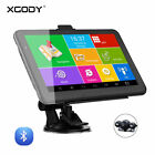 XGODY 7 Inch Car GPS Navigation Android 2 in 1 Tablet PC 16GB WiFi Bluetooth