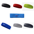 Kyпить Nike Headband Athletic Sweatband Mens Headbands Thick Basketball Swoosh на еВаy.соm