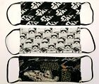 Star Wars Handmade 100% Cotton Disney Fabric Adult Face Mask Made in U.S.A $15.99 USD on eBay