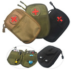 Tactical First Aid Kit Bag Medical Molle Emergency Survival Pouch (Bag Only)