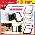 Stainless Steel Watch Case For Apple Watch Band 40mm 44mm 38mm/42mm Iwatch