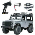 FixedPrice1/12 2.4ghz 4wd rtr crawler w/bright light off-road for mn 99s land rover rc