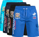 Geographical Norway Herren Bade Hose Bade short Schwimmshort Sommer Lang Shorts