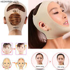 Facial Thin Face Slimming Bandage Mask Belt Shape Lift Reduce Double Chin Health