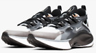 NIKE NEW Mens Signal D/MS/X Black/White/Grey Low-top Lace-up Sneakers