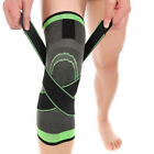 1/2x Knee Sleeve Compression Brace Support For Sport Joint Pain Arthritis Relief