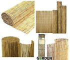 1.5 x 4M Garden Reed Fencing Durable Ideal For Screening Walls & Fences