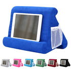 Multi-Angle Pillow Tablet Read Holder Stand Foam Lap Rest Cushion Fit Phone
