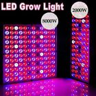 Kyпить 8000W LED Grow Light Hydroponic Full Spectrum Indoor Plant Flower Growing Bloom на еВаy.соm