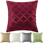 Reversible Printing Throw Pillow Covers Waist Cushion Cover Home Sofa Decor