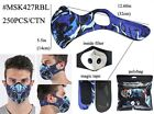 Kyпить Reusable Face Mask Activated Carbon Cycling Outdoor Anti Dust with Filter USA на еВаy.соm