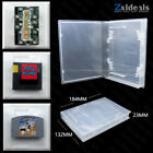 Universal Game Replacement Case for VideoGames Cart N64 EA DVD Jaguar Clear Box